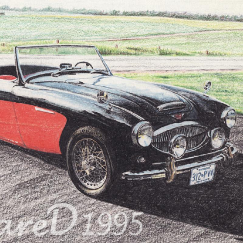 Healey in Colour